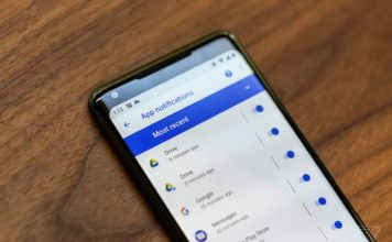 How to select the apps from the list shown in the display